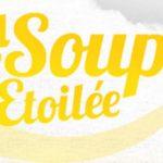 La Soupe Étoilée, une soupe gastronomique originale créée par l'un des grands chefs d'Alsace. Chaque semaine de l'Avent, un nouveau chef et une nouvelle recette permettent aux visiteurs, en toute gourmandise, de soutenir le projet solidaire mis en œuvre par le collectif, qui accueille chaque année entre 60 et 65 salariés en insertion pour répondre aux besoins (collectes, organisation d'évènements ou de projets, etc) d'associations de solidarité internationale basées en Alsace - Humanis, collectif d'associations de solidarité internationale