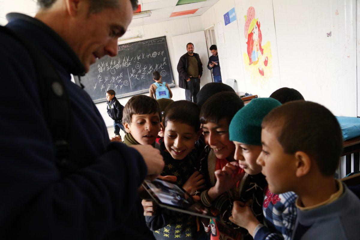 Fonds de soutien aux enfants et adolescents réfugiés sur le territoire de l'Eurodistrict Strasbourg-Ortenau