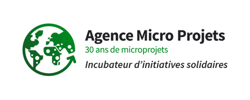 Agence Micro Projets Incubateur d'initiatives solidaires.
