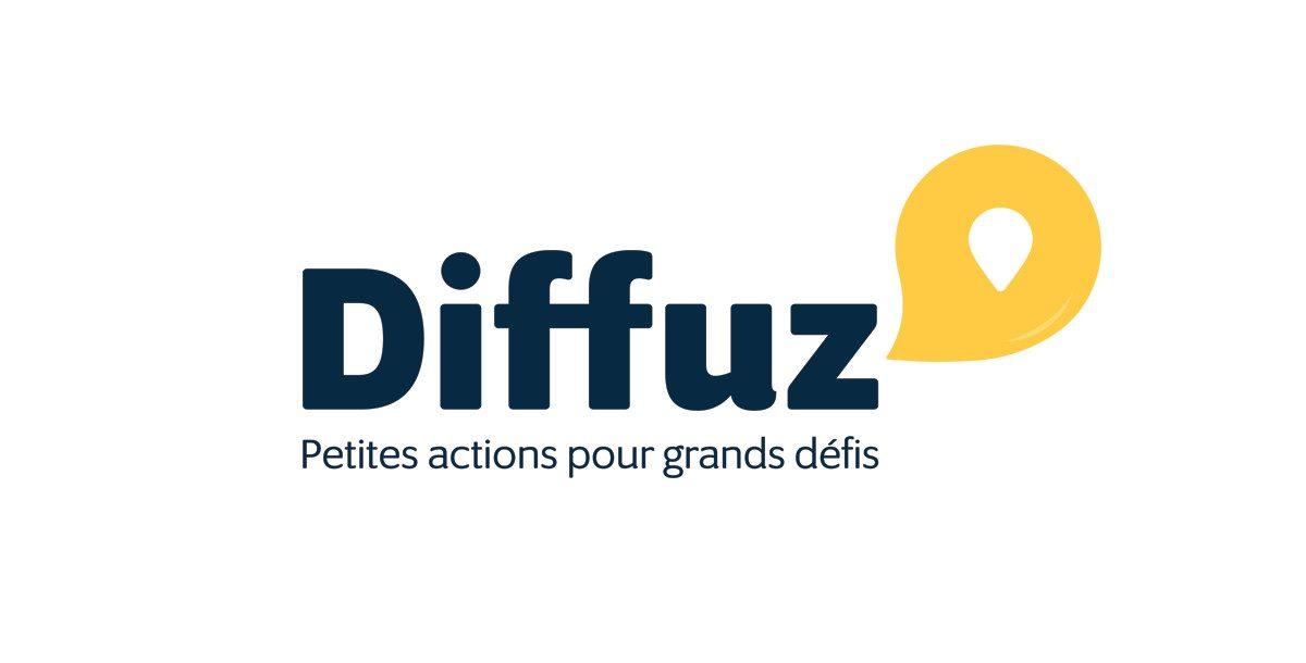 Diffuz , le réseau social des défis solidaires