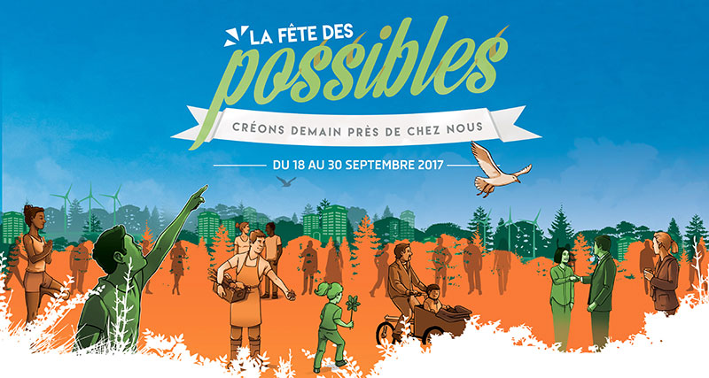 la fête des possibles 2017 - Du 18 au 30 septembre 2017 - Humanis, collectif d'associations de solidarité internationale