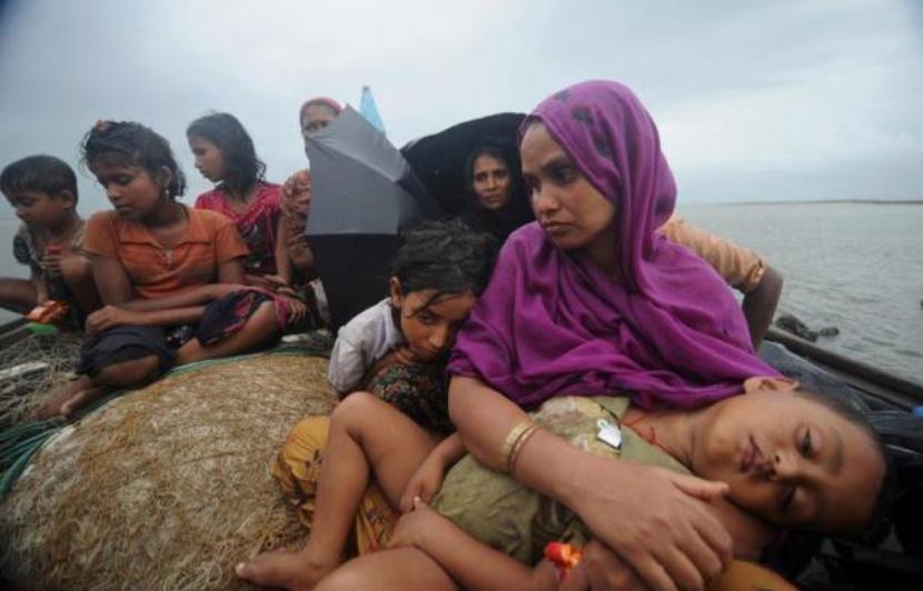 Au secours des Rohingyas