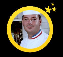 Christophe MULLER Chef de la Soupe étoilée 2017