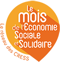 Logo du mois du Mois de l'Économie Sociale et Solidaire
