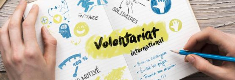 pour la journée internationnale du volontariat