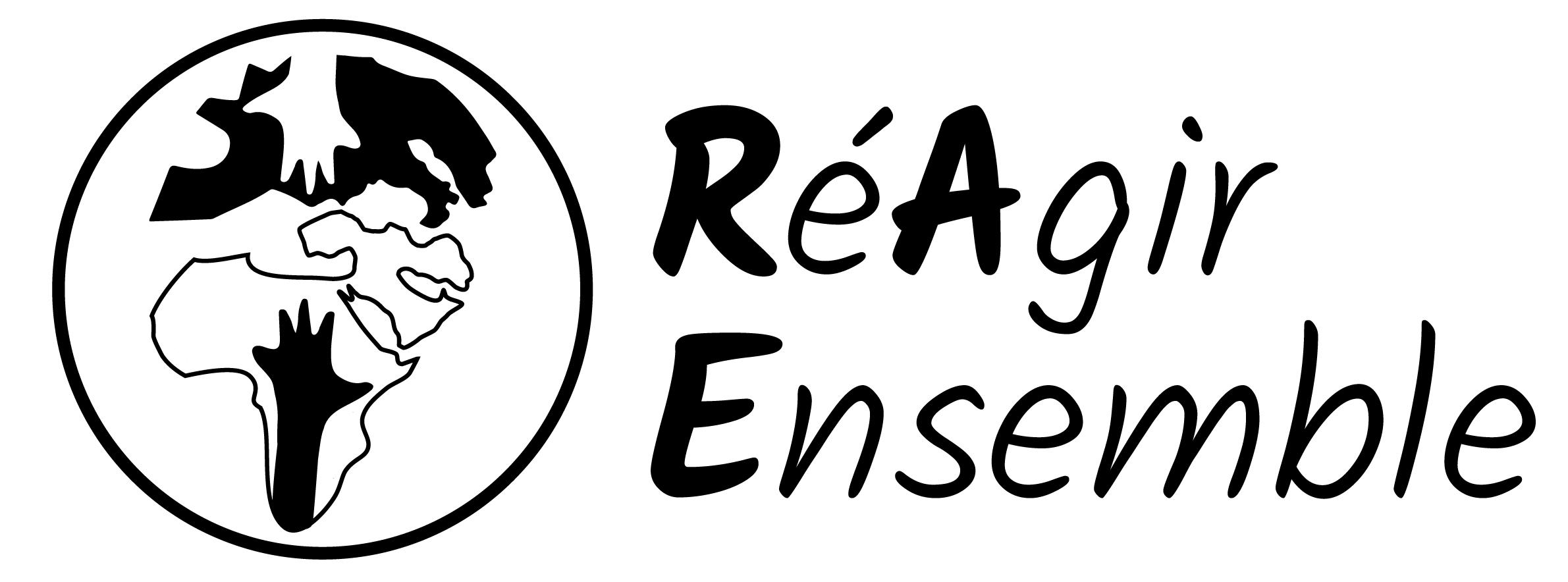 Logo Réagir ensemble