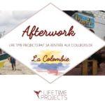 Affiche Afterwork LifeTime Projects
