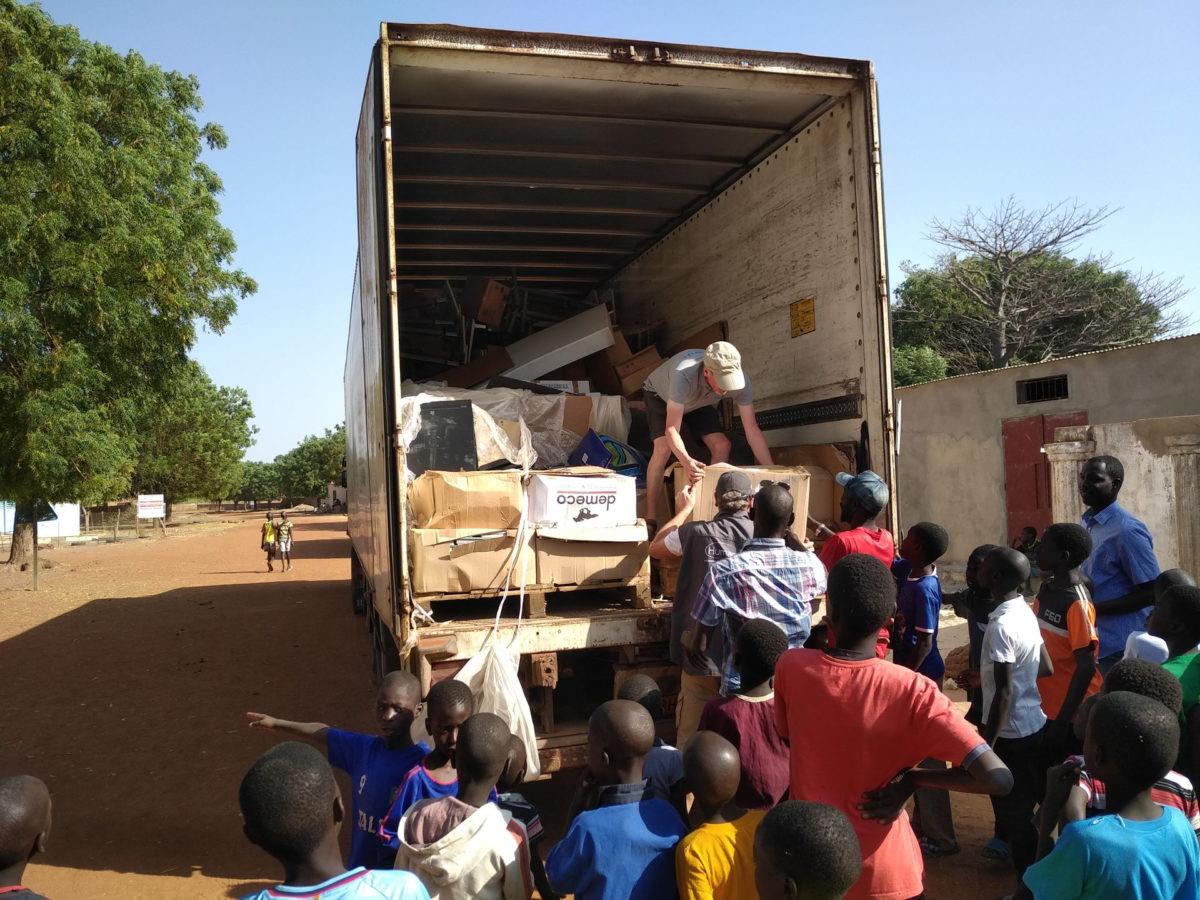convoi humanitaire