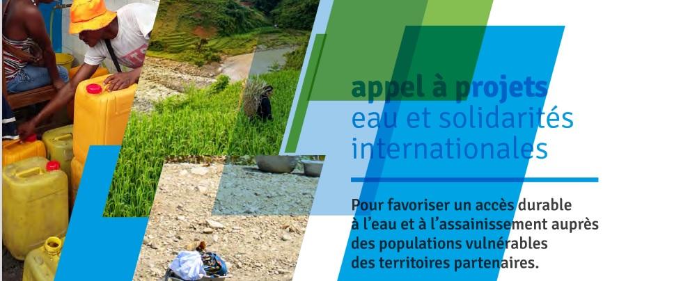 [Les agences de l'eau] Eau et solidarités internationales