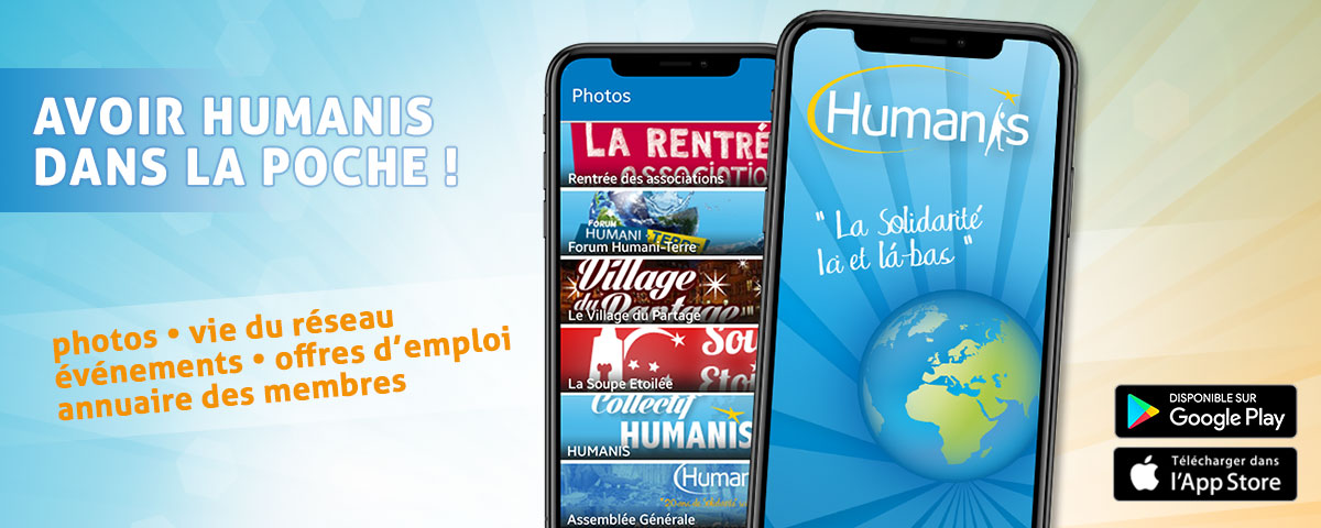 Application mobile HUMANIS