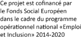 Mention fonds et programme